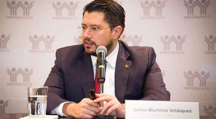 Cambios en la Ley del Infonavit son un mito: Carlos Martínez