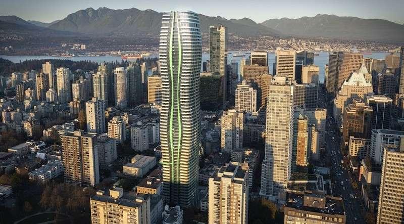 Canadá tendrá la torre residencial más alta del mundo