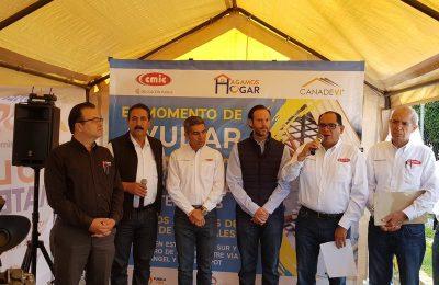 Recolectarán materiales para reconstruir Puebla
