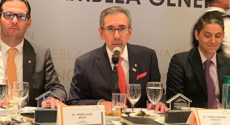 Aumento en montos Infonavit, paso importante: Canadevi