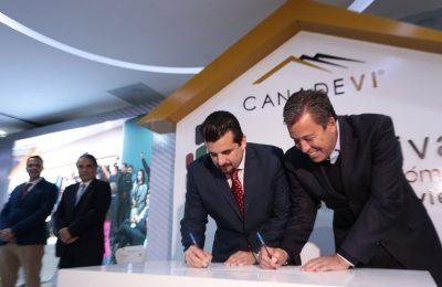 Construirán Centro de Innovación de la Vivienda en Gto