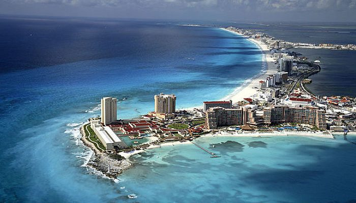 En seis años, turismo internacional a México repunta 67.9%