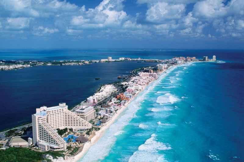 Guerrero y Quintana Roo, con gran actividad hotelera en verano