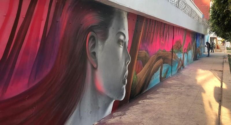 Capital Cultural en Nuestra Casa presenta Galería Urbana 333