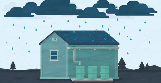 Captación pluvial contribuye al desarrollo inmobiliario sostenible
