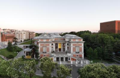 Arquitectura de Moneo es exhibida en el Museo del Prado