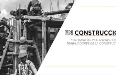 ▶️ Trabajadores de la construcción muestran su obra en exposición