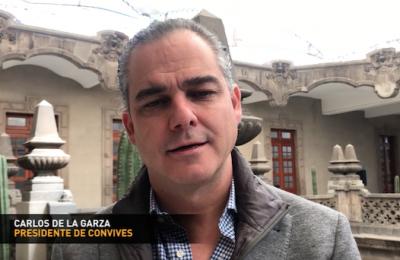 ▶️VIDEO | Convives atenderá a familias afectadas por los sismos de 2017 en México