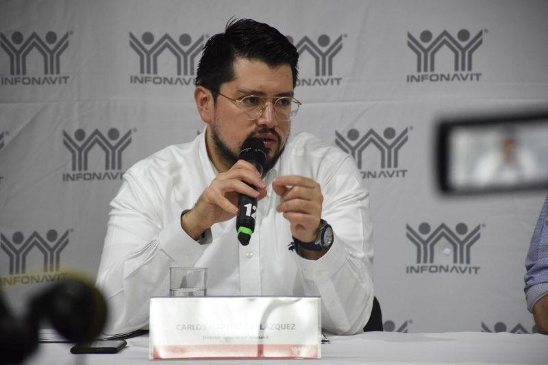 El Infonavit dejó de ser sensible: Martínez