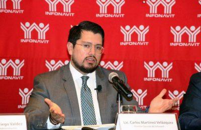 Programa de Recuperación de Vivienda Infonavit iniciaría en mayo