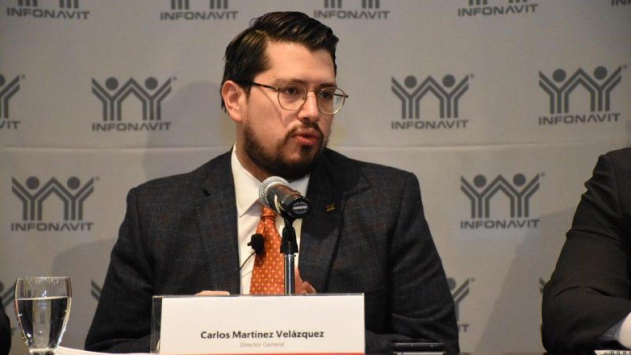 Un Infonavit cercano y eficiente, la meta de Carlos Martínez - Centro Urbano