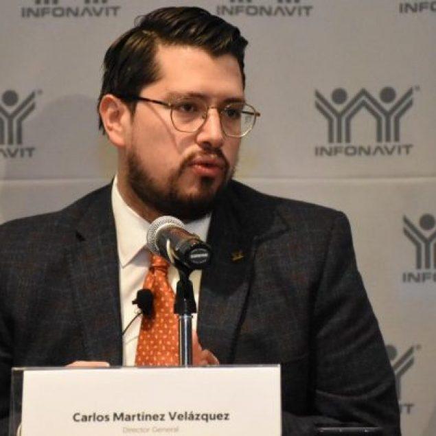 Con la reforma al Infonavit, reparamos la columna vertebral de la institución