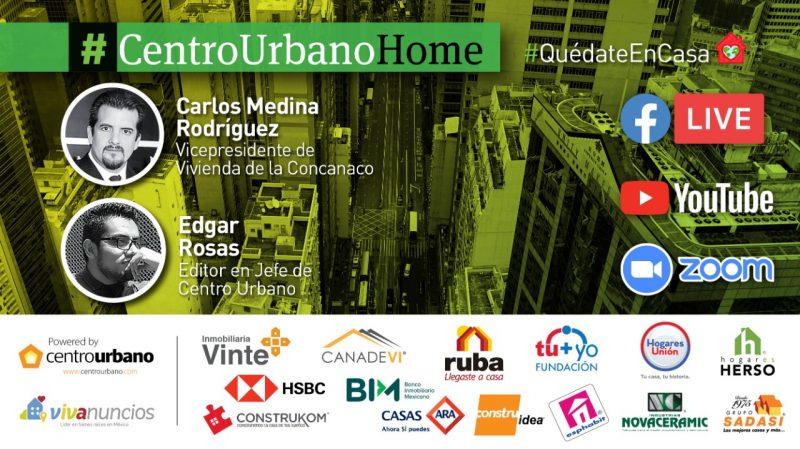Carlos Medina_CEntro Urbano Home