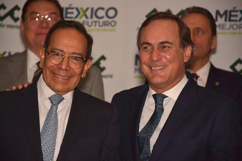 Carlos Salazar, nuevo presidente del CCE