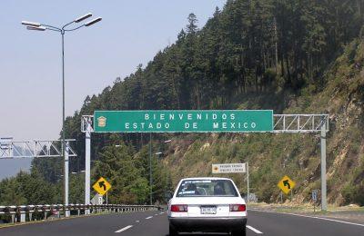 Avanzan 70% en reparación de carreteras en Edomex