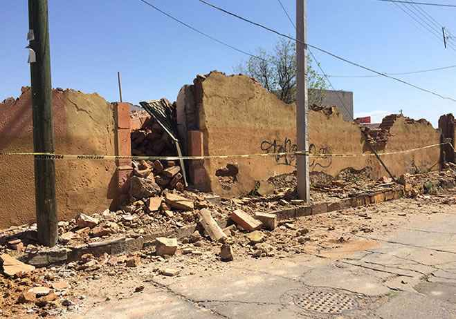Gobierno de Chihuahua reconstruirá la Casa Arras