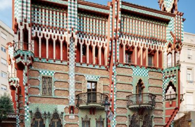 Casa Vicens abrirá sus puertas el próximo 16 de noviembre