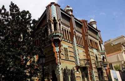 Casa Vicens, primera casa de Gaudí, abrirá sus puertas como museo en otoño de este año