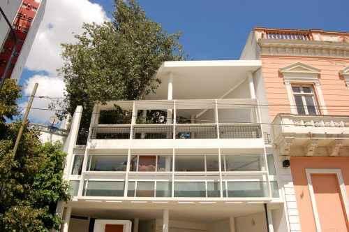 Casa del Dr. Curutchet en La Plata