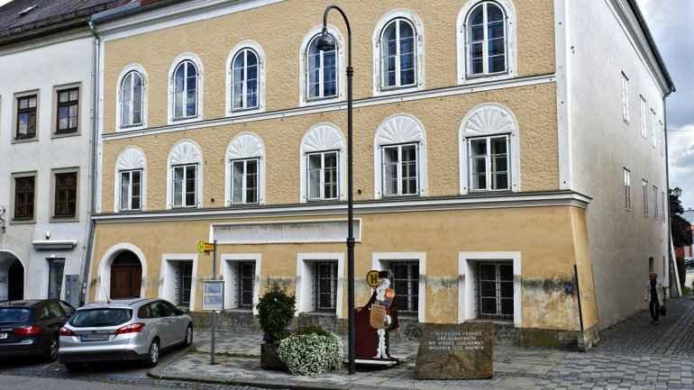 Casa natal de Hitler sufrirá modificación arquitectónica