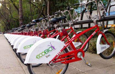 Celebra Ecobici 10 años de operaciones en la CDMX