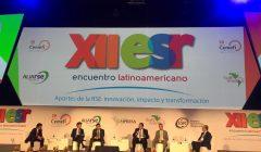 Afiliados de Cámara Minera de México reciben distintivo ESR