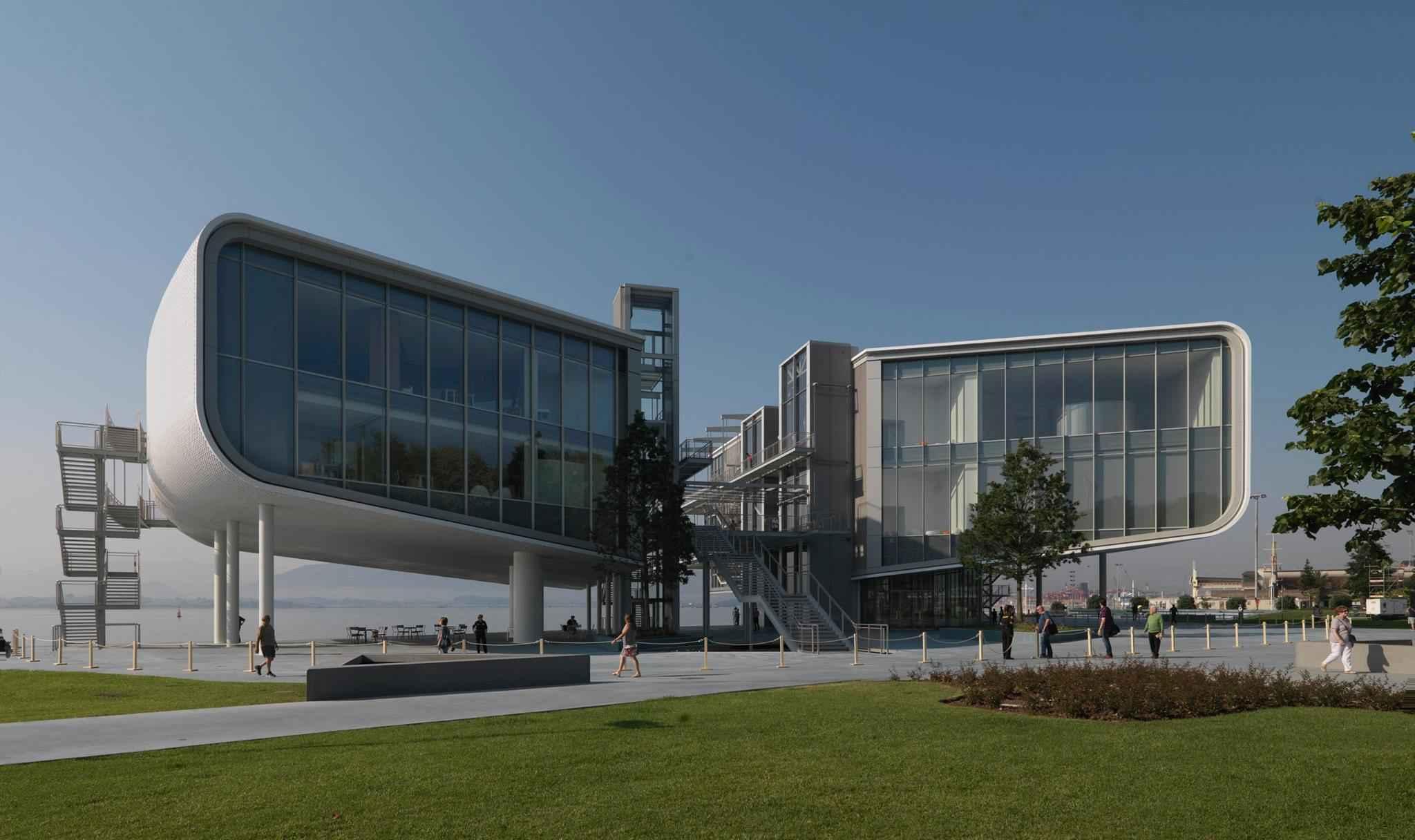 Inauguran proyecto del arquitecto Renzo Piano en España