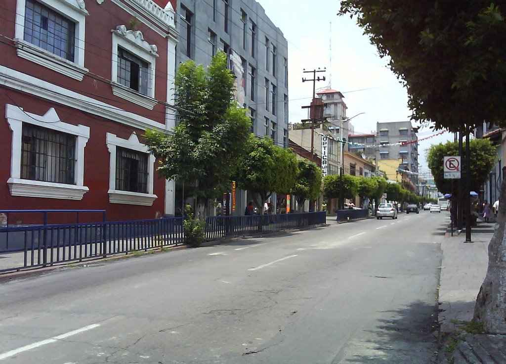 Avenida Morelos Centro, Cuernavaca