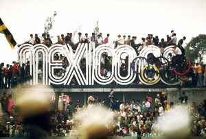 Centro Urbano - Juegos Olímpicos México 1968