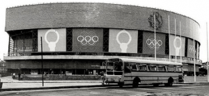 Centro Urbano - Juegos Olímpicos México 68