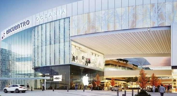 Centro comercial Encuentro Oceanía abrirá sus puertas en 2021