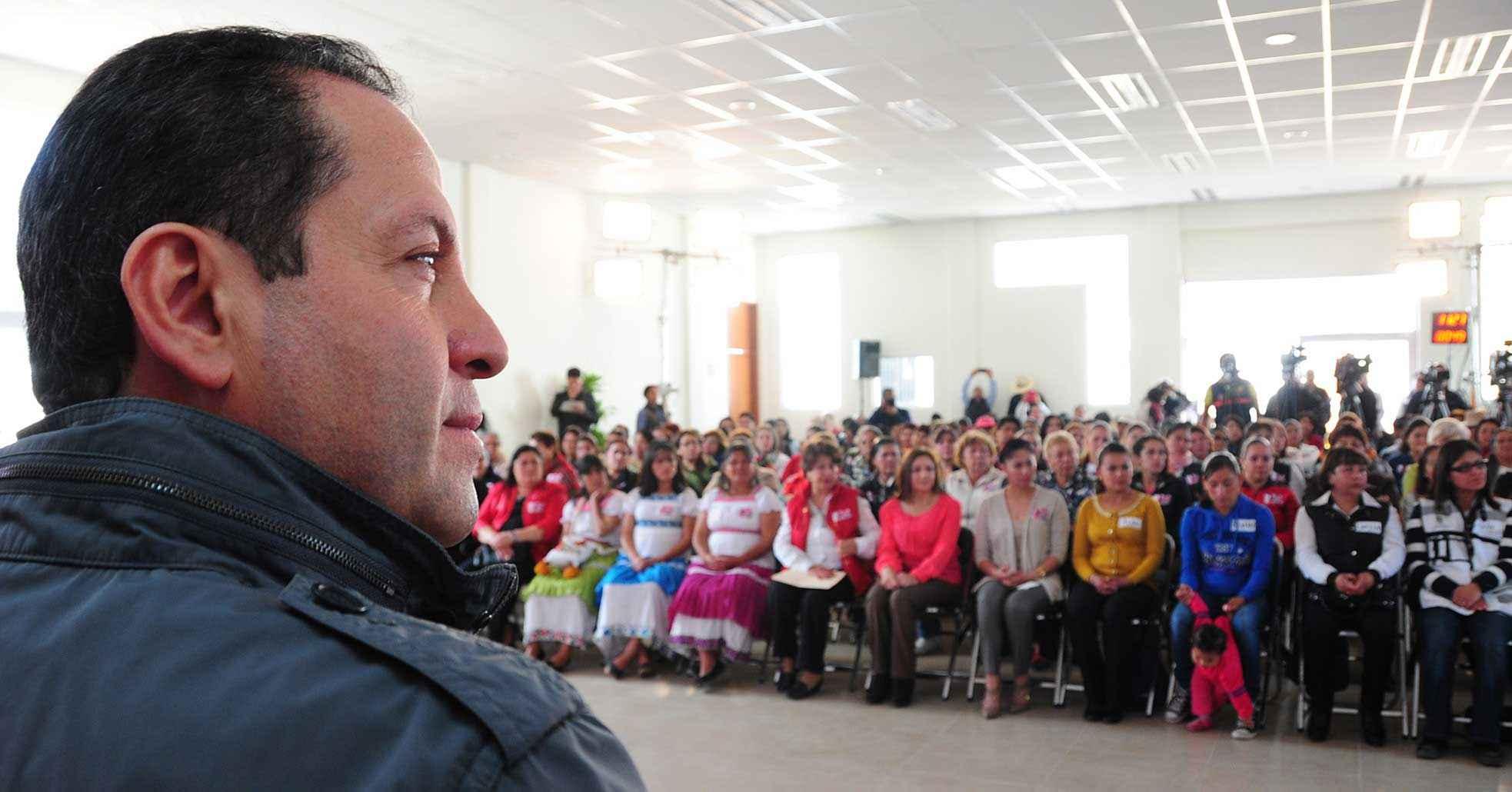 Construyen Centro de Atención Integral para Mujeres en Ecatepec