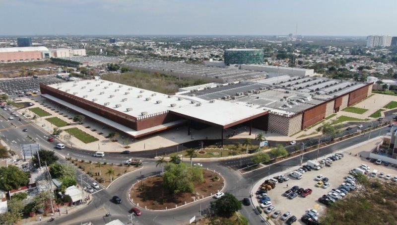remodelan-centro-de-convenciones-y-exposiciones-yucatan-siglo-xxi