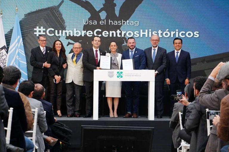 Centros Históricos de México van por la conservación del patrimonio