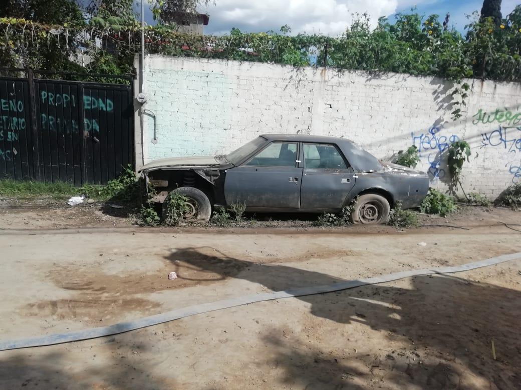 GCDMX retira mas de 6,000 vehículos de las calles para chatarrización