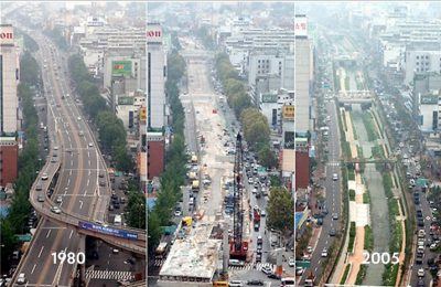 Implementaron transformación urbana con exitosos resultados