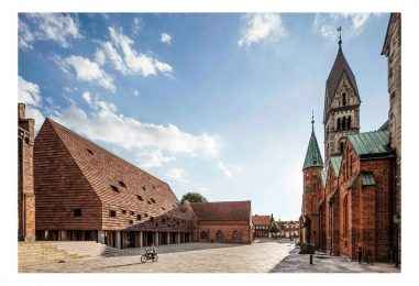 Cinco finalistas compiten por el Premio Mies de Arquitectura de la Unión Europea