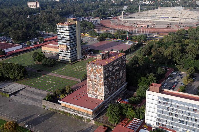 Ciudad Universitaria cumple 12 años de ser 'Patrimonio Cultural'