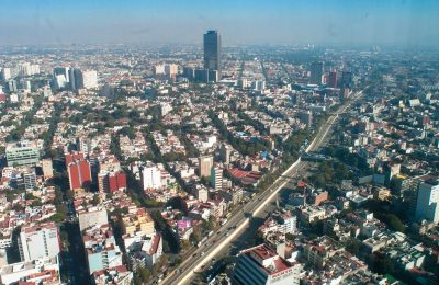 Ciudad de México-Planeación-Desarrollo Urbano