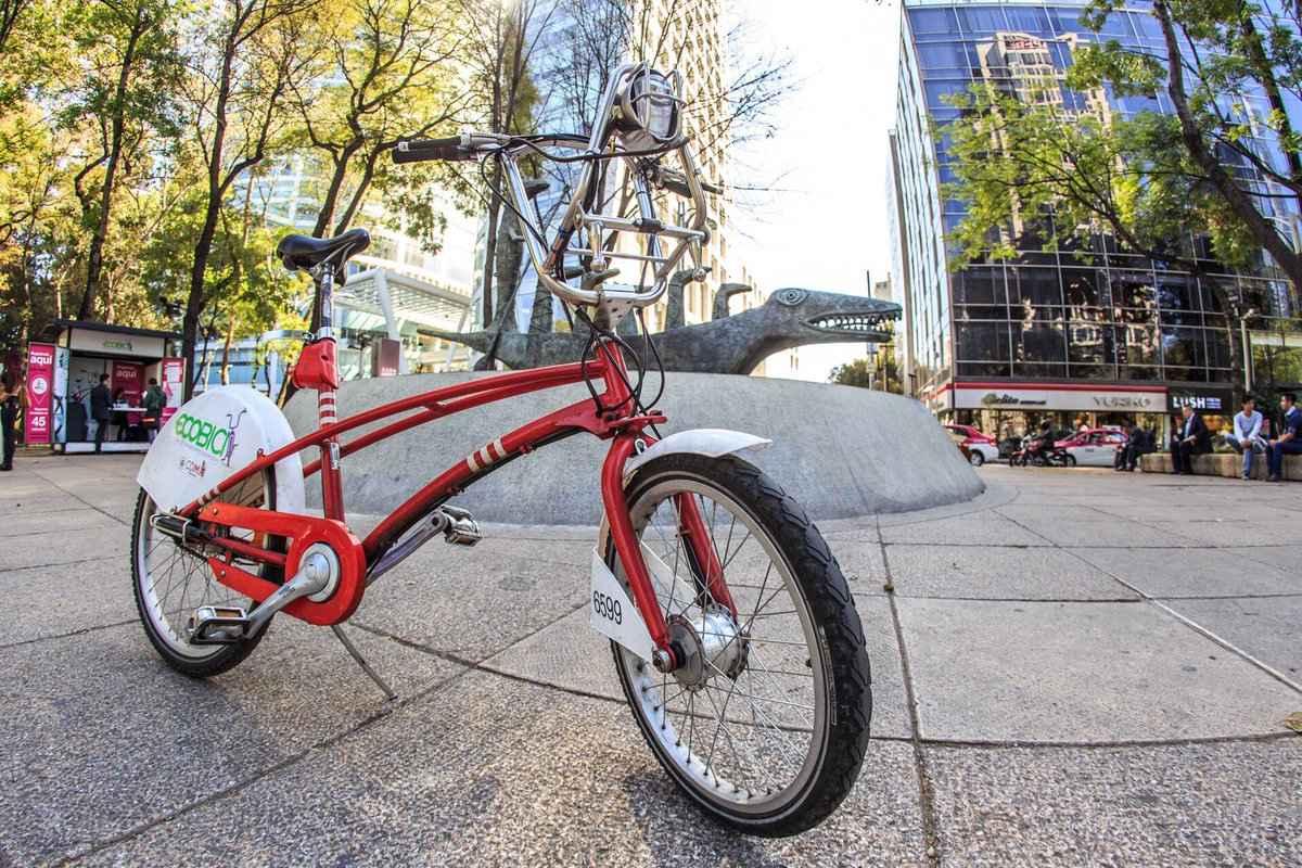 Ciclismo Urbano en la CDMX - Zafir Malá