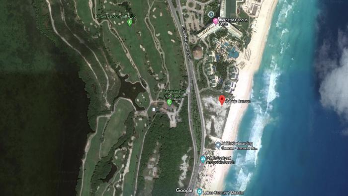 Niegan permisos a Club de Playa en Cancún