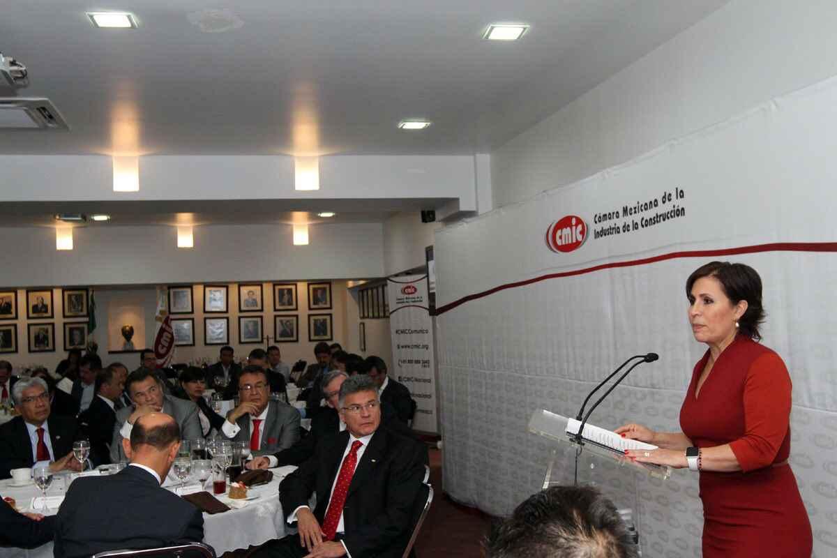 Participa Sedatu en la sesión de la Comisión Ejecutiva de la CMIC