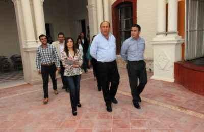 Coahuila rehabilita edificios históricos