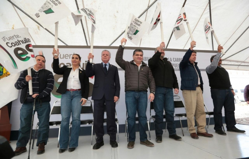 Invertirá Coahuila 1,150 mdp en infraestructura para La Laguna