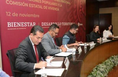 Coesvi y Fonhapo van por la escrituración de viviendas en Chihuahua