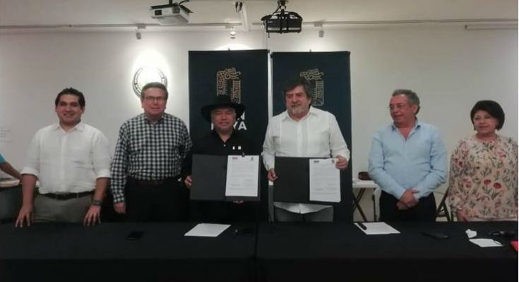 Colegio Yucateco de Arquitectos se suma al proyecto del Tren Maya