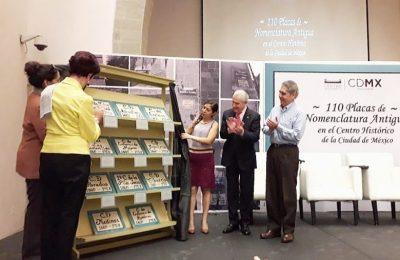 Colocarán 110 placas de nomenclatura antigua en calles del centro CDMX