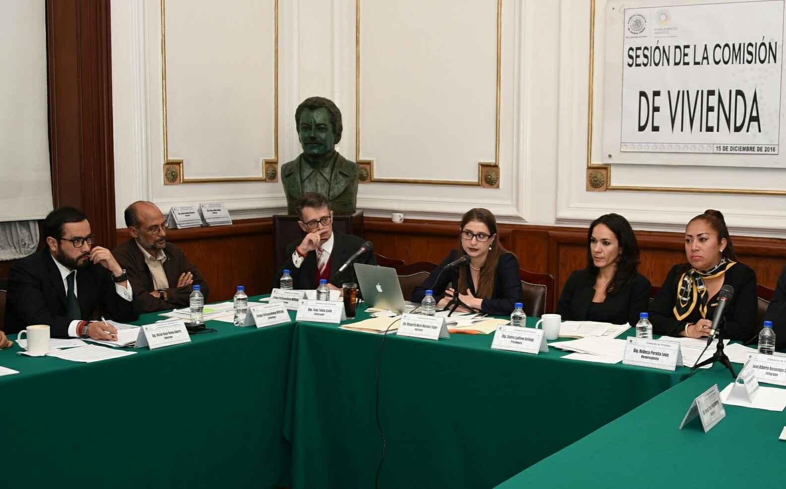 Legisladores eliminan concepto de plusvalías en Ley de Vivienda CDMX