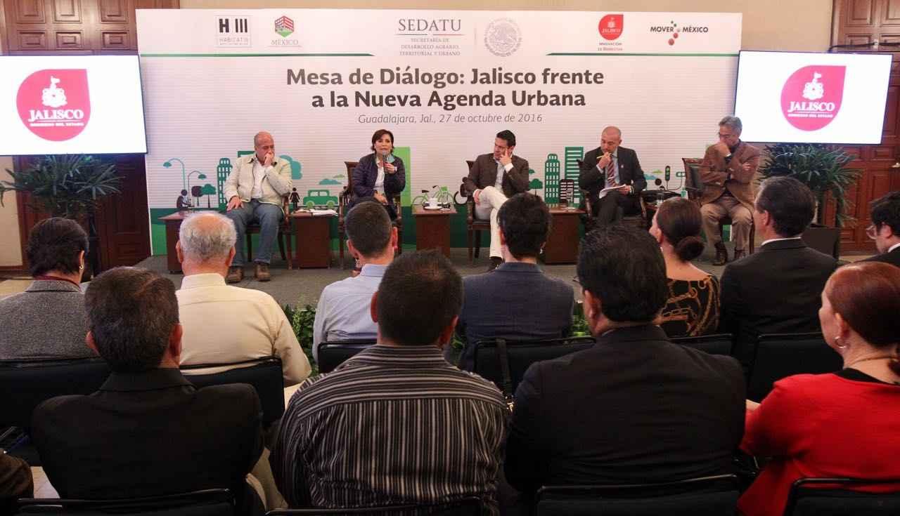 Planean Comité de Seguimiento para la Nueva Agenda Urbana