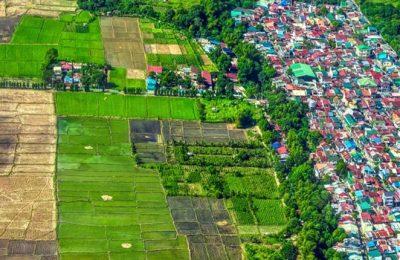 ¿Cómo diferencias las zonas urbanas, rurales y de densidad media?